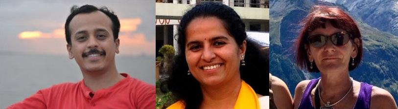 IYA Astanga Yoga With Dr. Vinayachandra BK, Dr. Anuradha Choudry & Gabi Gillessen.
