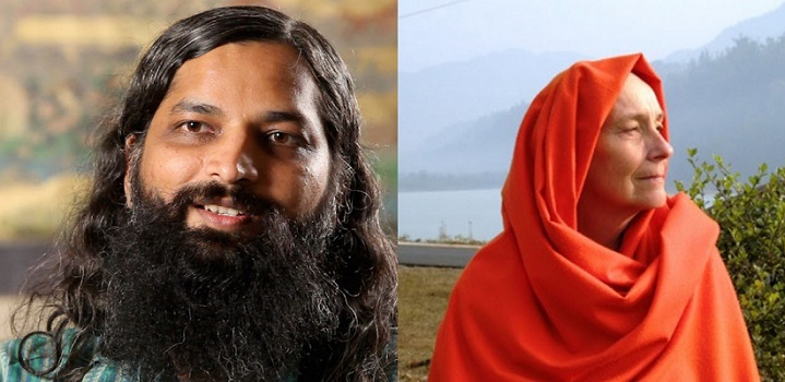 An IYA weekend with Sraddhalu Ranade & Swami Nityamuktananda Saraswati