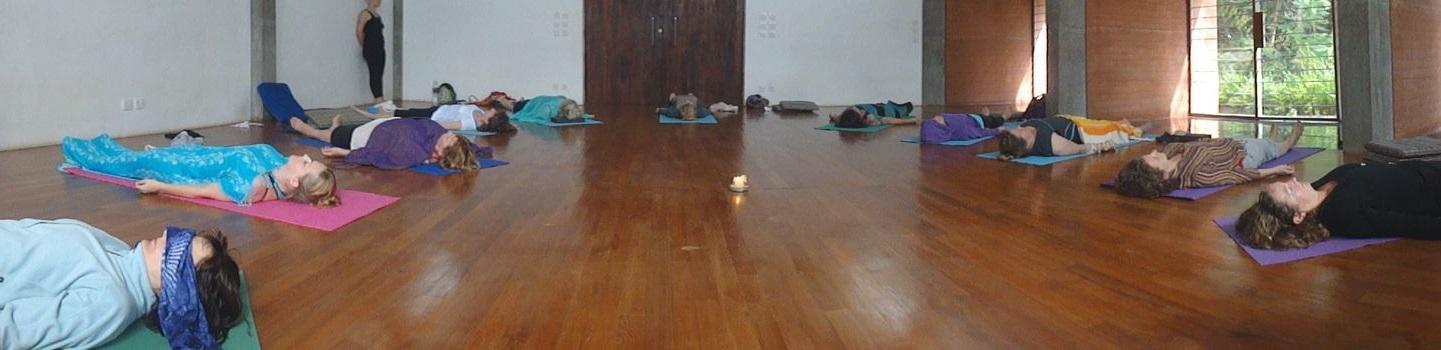 The Irish Yoga Association